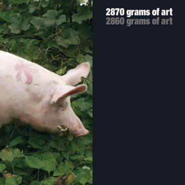 Pierre Denan, 2870 Grams Of Art