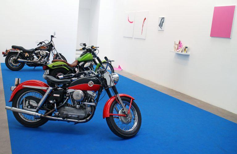Pierre Denan, As You Look Back Exhibition, Culbuteurs Event