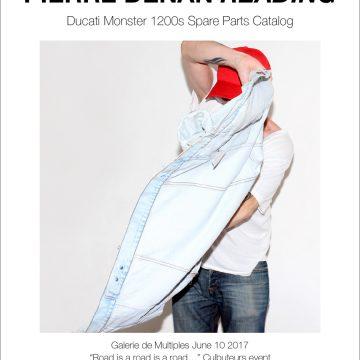 Pierre Denan Reading